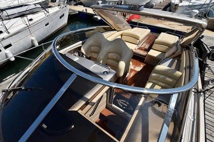 Sunseeker Superhawk 43 Motor Yacht - Exterior