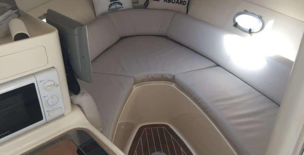 Sessa Oyster 27 Motor Yacht - Interior - Details