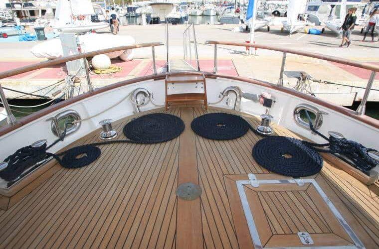 Benetti 26D - Motor Yacht - Exterior - Cockpit