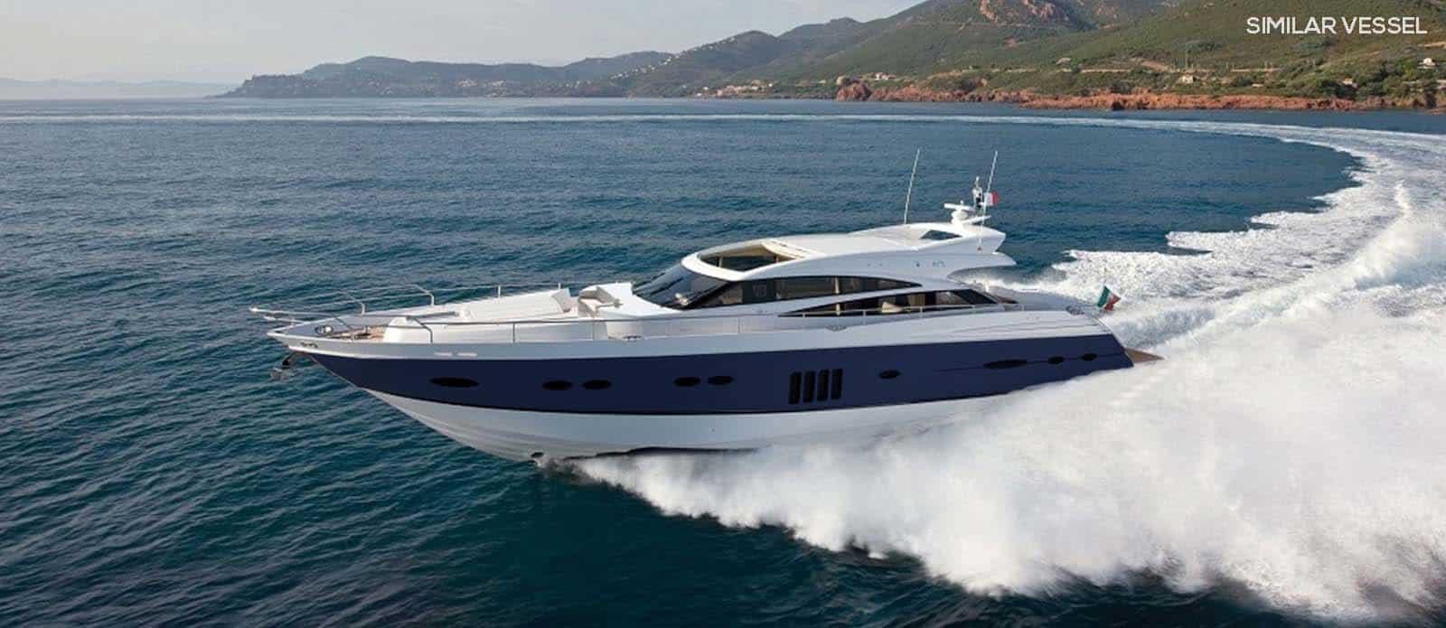 Princess-V78-Motor-Yacht-Overhead-Shot