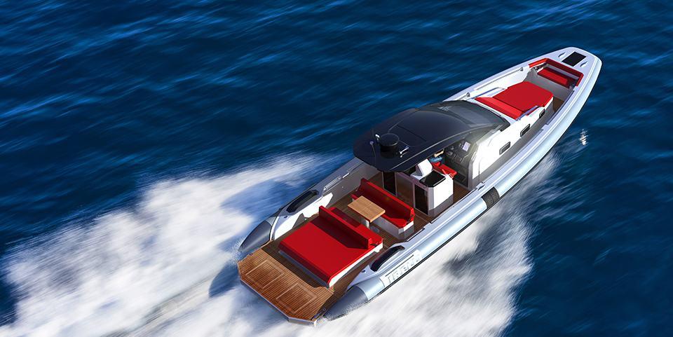 Speedboat - Pirelli 42