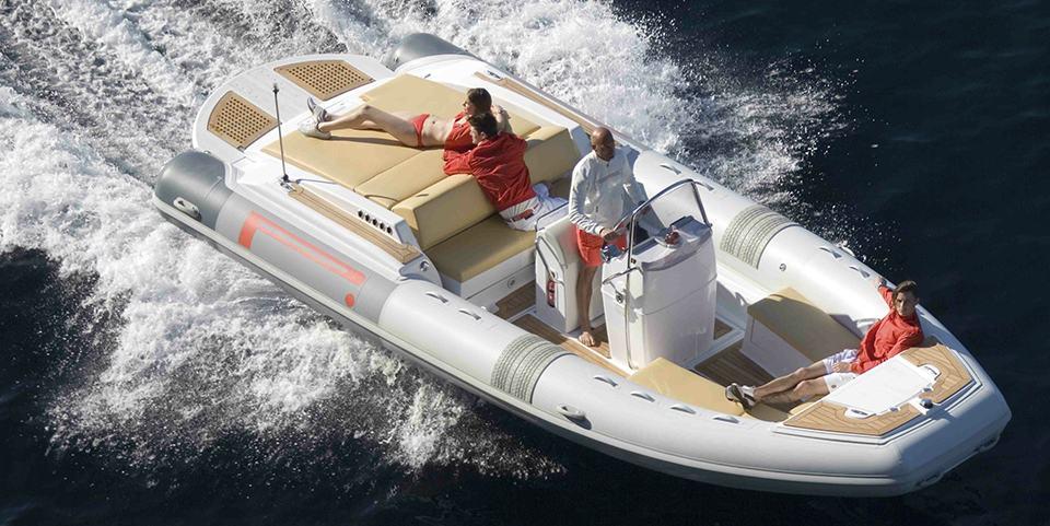Speedboat - Pirelli 770