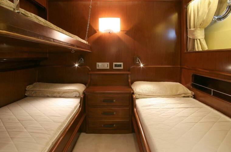 Benetti 26D - Motor Yacht - Interior - Guest Cabin 2