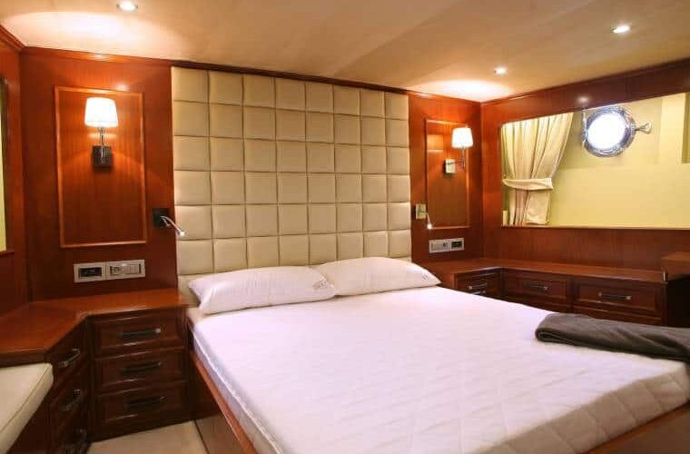 Benetti 26D - Motor Yacht - Interior - Master Cabin