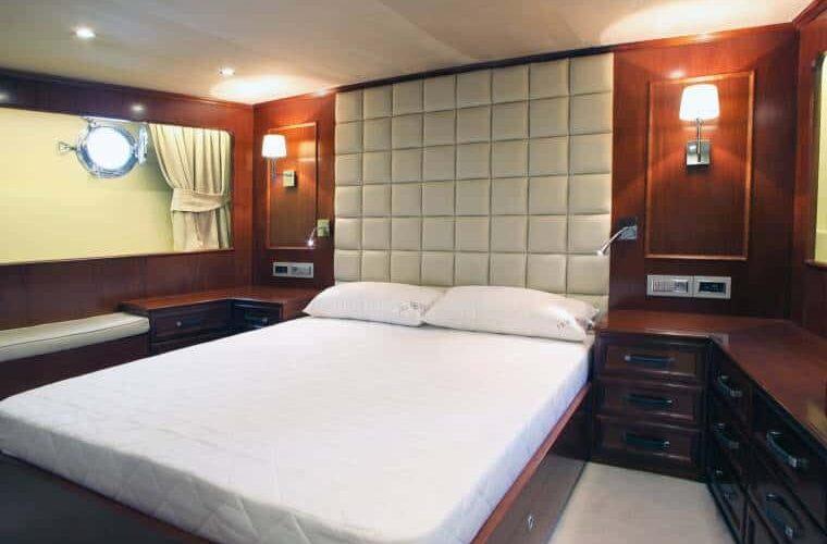 Benetti 26D - Motor Yacht - Interior - Master cabin 2