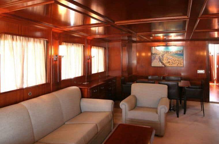 Benetti 26D - Motor Yacht - Interior - Salon