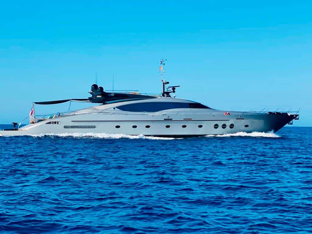 Palmer-Johnson-PJ120-Escape-Motor Yacht-Exterior-Profile